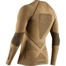 X-Bionic Radiactor 4.0 Langarmshirt gold Herren
