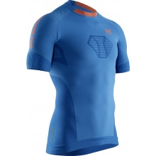 X-Bionic Running Invent 4.0 Tshirt blau Herren