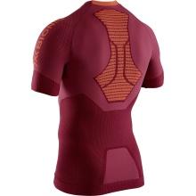 X-Bionic Running Invent 4.0 Tshirt 2019 rot Herren