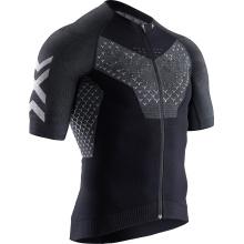 X-Bionic Bike Twyce 4.0 Tshirt Full Zip schwarz Herren