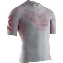 X-Bionic Running Twyce 4.0 Tshirt 2019 grau Herren