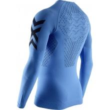 X-Bionic Laufshirt Twyce 4.0 Running Langarm enganliegend blau Herren