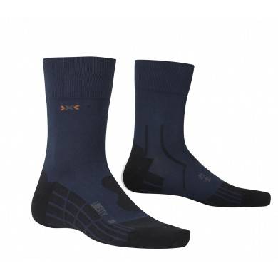 X-Socks Tagessocke Business Liberty blue marine Herren