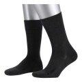 X-Socks Tagessocke Business Liberty anthrazit melange Herren - 1 Paar