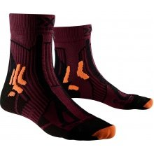 X-Socks Laufsocke Trail Run Energy 4.0 2019 rubinrot Herren 1er