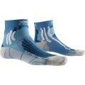 X-Socks Laufsocke Speed Two 4.0 blau Herren - 1 Paar