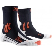 X-Socks Trekkingsocke Trek Outdoor 4.0 2019 dunkelblau/orange Herren