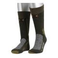 X-Socks Hunting Socke short grün Herren