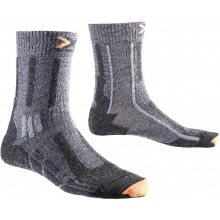 X-Socks Trekkingsocke Merino LIGHT anthrazit Herren