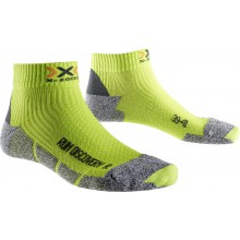 X-Socks Laufsocke Run Discovery 2.1 NEW lime Herren