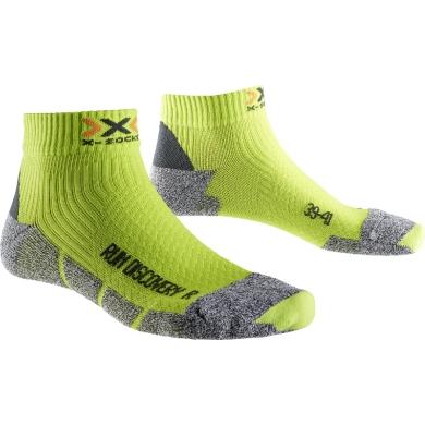 X-Socks Laufsocke Run Discovery 2.1 NEW lime Herren