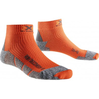 X-Socks Laufsocke Run Discovery 2.1 NEW orange Herren