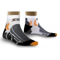 X-Socks Radsocke Biking Ultra Light weiss Herren