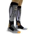 X-Socks Moto Socke Enduro schwarz/grau Herren