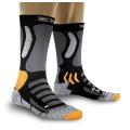X-Socks Skisocke Cross Country schwarz Herren