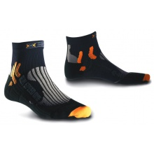 X-Socks Laufsocke Speed One schwarz Herren