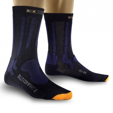 X-Socks Trekkingsocke Light Comfort nightblue Herren