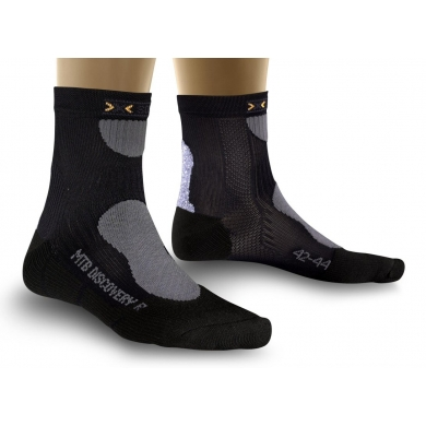 X-Socks Radsocke Mountain Biking Discovery Herren