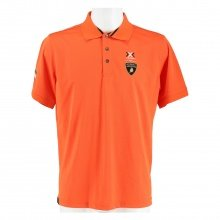 X-Bionic Polo TechStyle Pro Lamborghini 2016 orange Herren