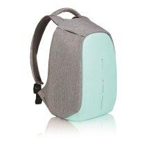 XD Design Rucksack Bobby Compact Anti Diebstahl grau/mint