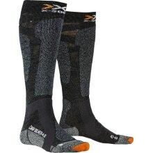 X-Socks Skisocke Carve Silver 4.0 anthrazit/schwarz Herren
