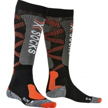 X-Socks Skisocke Light 4.0 2019 schwarz/orange Herren
