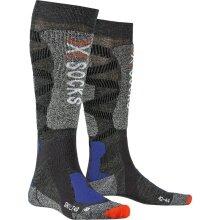 X-Socks Skisocke Light 4.0 anthrazit/grau Herren - 1 Paar