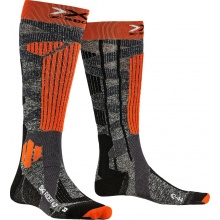 X-Socks Skisocke Ski Rider 4.0 2019 anthrazit/orange Herren