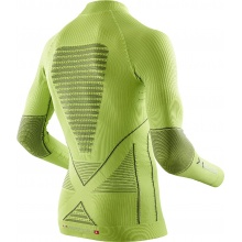 X-Bionic Energy Accumulator Evo Turtle Neck Shirt lime Herren