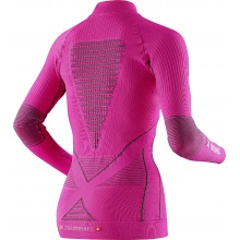 X-Bionic Energy Accumulator Evo Turtle Neck Shirt pink Damen