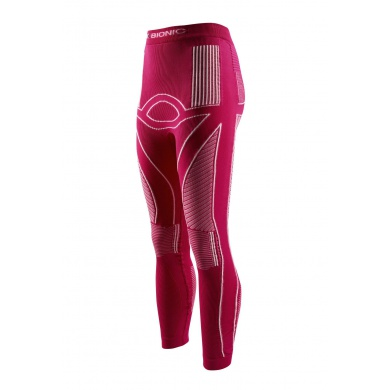X-Bionic Energy Accumulator Pant long pink Girls