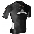 X-Bionic Running Effektor Power Shirt Short Sleeve 2016 schwarz Herren