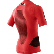 X-Bionic Running Effektor Power Shirt Short Sleeve rot Herren