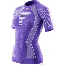X-Bionic Running Effektor Power Shirt Short Sleeve 2016 purple Damen