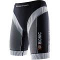 X-Bionic Running Effektor Power Pant Short 2016 schwarz/weiss Damen