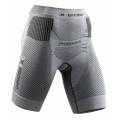 X-Bionic Running Fennec EVO Pant Short grau Herren