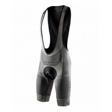 X-Bionic Bike Fennec EVO BIB Tight Short Elite Pad anthrazit Herren