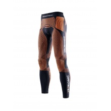 X-Bionic Running The Trick Pant Long schwarz/orange Herren