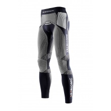 X-Bionic Running The Trick Pant Long schwarz/weiss Herren