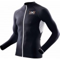 X-Bionic Bike The Trick Longsleeve Full Zip schwarz Herren