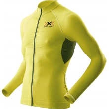 X-Bionic Bike The Trick Longsleeve Full Zip lime Herren