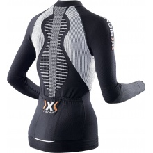X-Bionic Bike The Trick Longsleeve Full Zip schwarz Damen