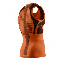 X-Bionic Running The Trick Singlet orange Herren