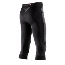 X-Bionic Running Pant Medium schwarz/grau Herren