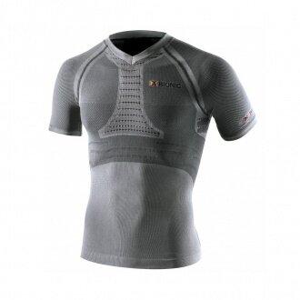 X-Bionic Running Fennec Shirt  RT 2.1 grau Herren