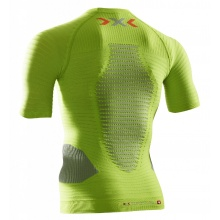 X-Bionic Running Effektor Power Shirt Short Sleeve lime Herren
