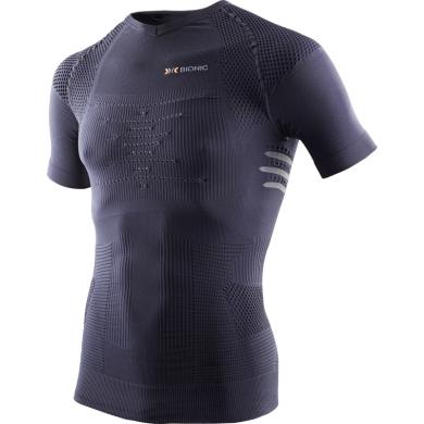 X-Bionic Trekking Shirt Short Sleeves schwarz Herren
