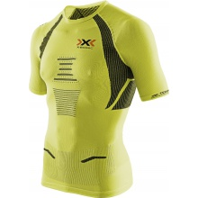 X-Bionic Running The Trick Shirt Short Sleeve gelbgrün Herren