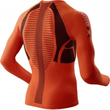 X-Bionic Running The Trick Shirt Longsleeve orange Herren