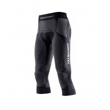 X-Bionic Running The Trick Pant Medium schwarz/anthrazit Herren